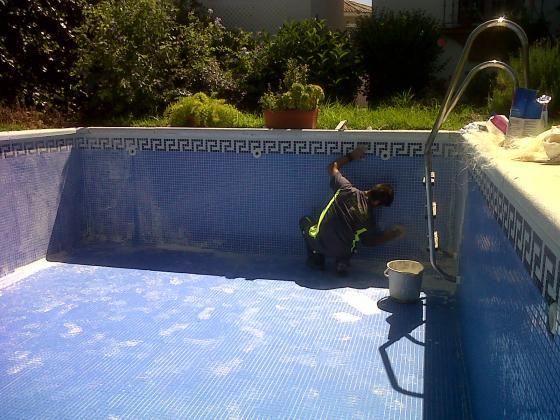 Construcciones de piscinas y reparaciones Repar2000.