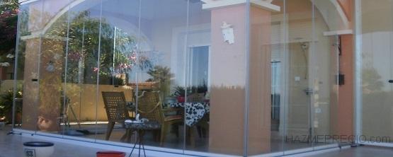 Cubglass cortinas de cristal 03201 alicante alicante for Acristalamiento de porches