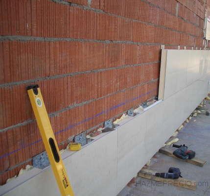 Reformas profesionales bma 28822 coslada madrid - Materiales para forrar paredes interiores ...