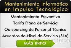 Impulso tecnol gico 28021 madrid madrid - Mantenimiento informatico madrid ...