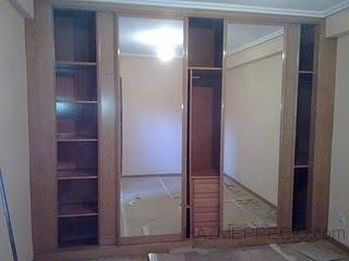 Forrado de armarios y puertas
