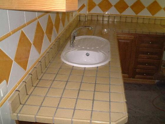 Construcciones nurvir 03400 villena alicante - Azulejos cocina rusticos ...