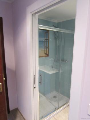 Reformar Baño+mampara+puerta corredera