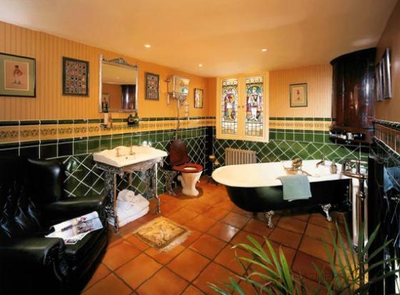 baños completos ,enracholados