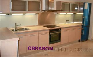 Obrarom s l reformas 08007 barcelona barcelona for Racholas cocina