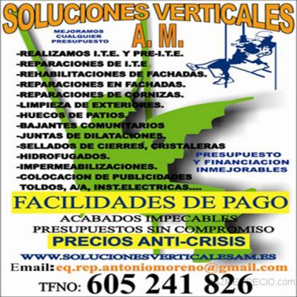 SERVICIOS SOLUCIONES VERTICALES A.M