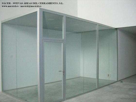 Cerramiento vidrio