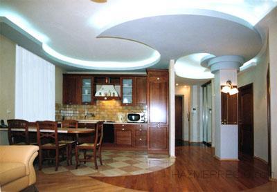 cocina rustica decoracion techos pladur y suelo parquet c4.obra valencia