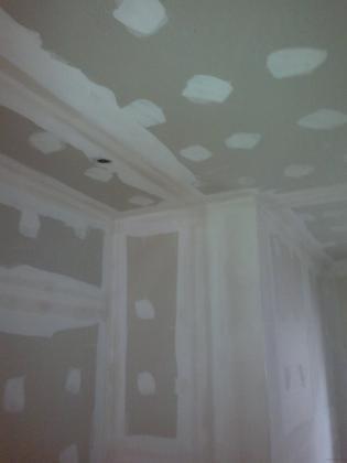 tabique pladur y techo pladr