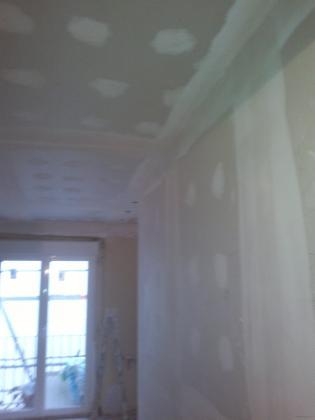 tabique y techo pladur