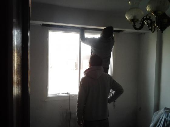 Retirando ventana antigua