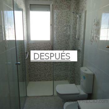 Construcciones jose saiz ezquerra 39012 santander for Aseos modernos con ducha