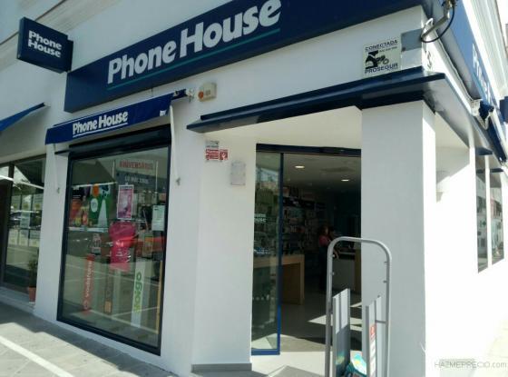 pintado tienda phone house vejer