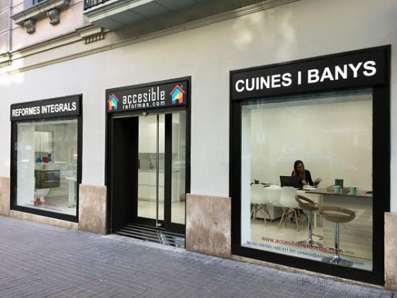 Accesible reformas 08037 barcelona barcelona - Empresas reformas barcelona ...