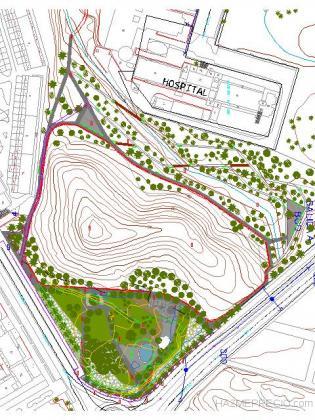 Levantamientos Topográficos y encaje de Proyectos