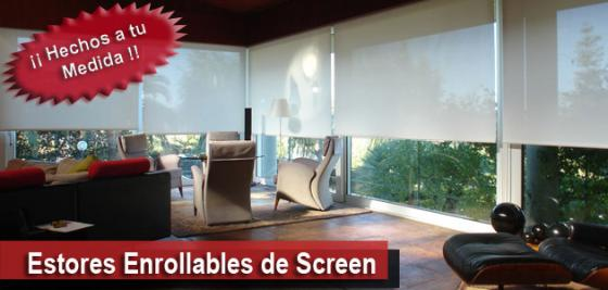 Revestimientos del rio s l 28823 coslada madrid - Estores screen madrid ...