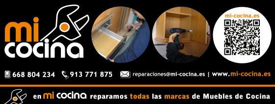 Mi cocina 28037 madrid madrid for Reparacion muebles de cocina