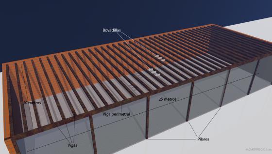 proyecto estructura