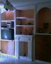 muebles y chimeneas