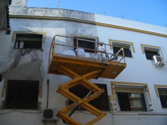 Rehabilitación integral de edificios.