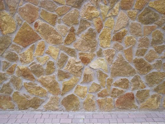 chapado lajas piedra