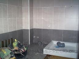 reforma de baño boadilla del monte