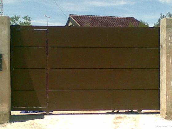 Tesamat tecnica en soldadura 03690 san vicente del raspeig alicante Puertas correderas exteriores precios