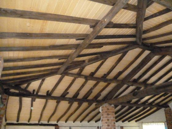 Rehabilitación de tejado en Grado.