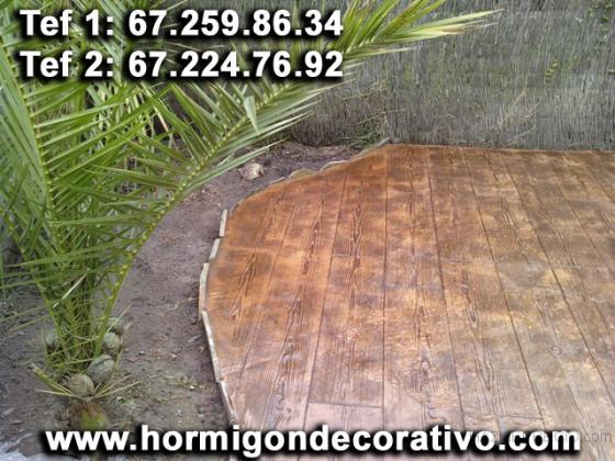 Trabajos de hormigon impreso y reformas generales 28807 for Quitar hormigon impreso