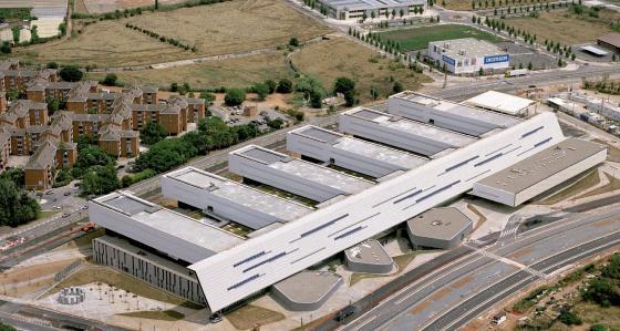 Impermeabilización del Hospital de Reus
