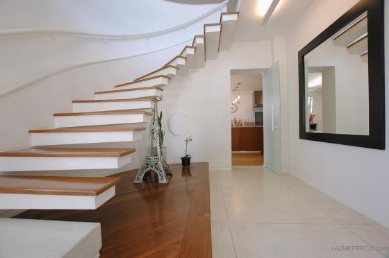 Escalera diseño