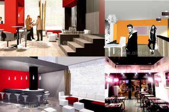 Aima arquitectos ingenieros 28521 rivas vaciamadrid for Diseno de interiores locales comerciales