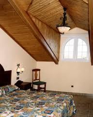 boardilla clásica techos en maderas nobles