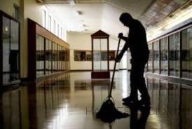 Servicio de limpieza en comunidades y empresas