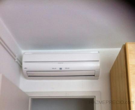 instalacion aire acondicionado fujitsu infigroup3