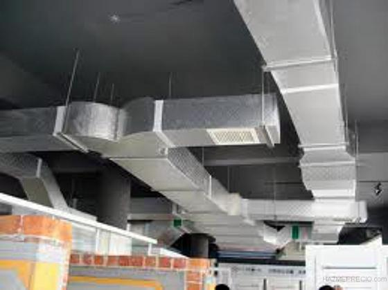 instalacion de aire acondicionado Invergia