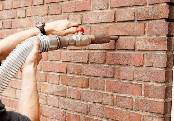 insuflar lana roca rehabilitacion fachada