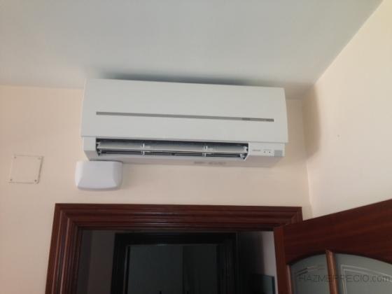instalacion mitsubishi electric