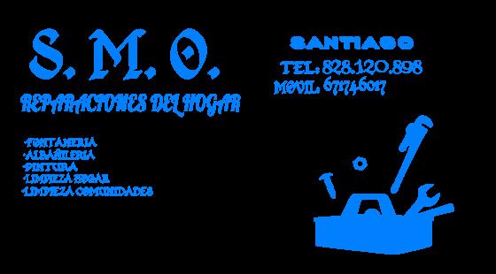 S.M.O. REPARACIONES DEL HOGAR