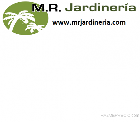 M r jardineria 08759 vallirana barcelona - Trabajo en vallirana ...