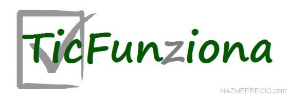 Logo TicFunziona