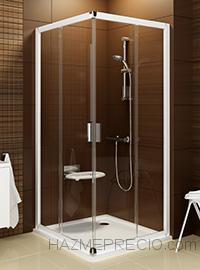 ducha por bañera