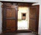 Ventana Casa Mariñana en Pueblo de Asturias