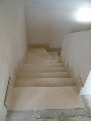 escaleras de marmol
