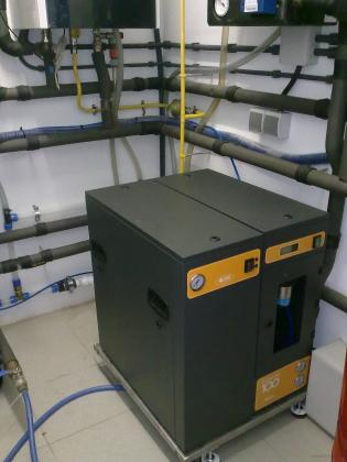 osmosis semi industrial