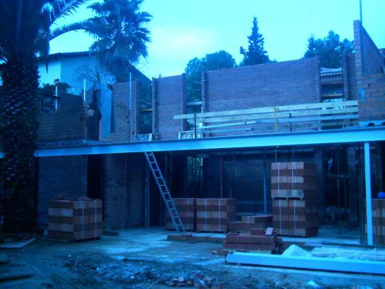 Obra en Construcción( Castelldefels)