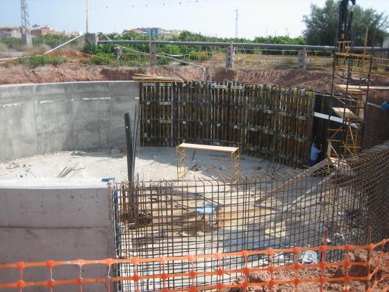 muro cicular