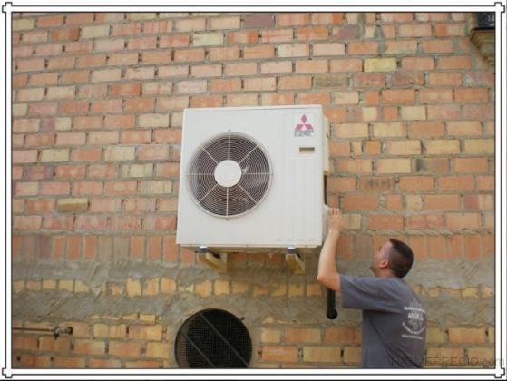 Venta e Instalacion de equipos de aire acondicionado
