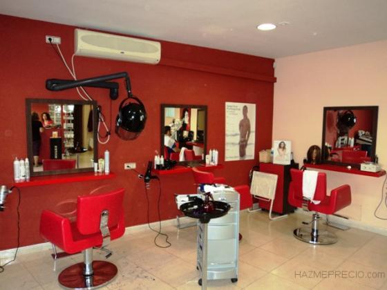Proyecto peluquería centro estética