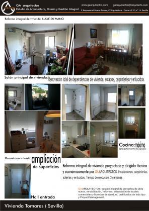 Ga arquitectos 41015 sevilla sevilla - Reformas integrales sevilla ...